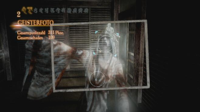 Project Zero – Priesterin des schwarzen Wassers©Tecmo Koei