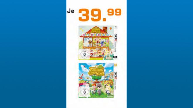 3DS-Spiele ©Saturn