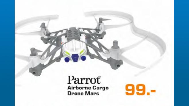 Parrot Airborne Cargo Mars ©Saturn