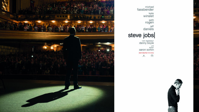 Steve Jobs Film©Universal