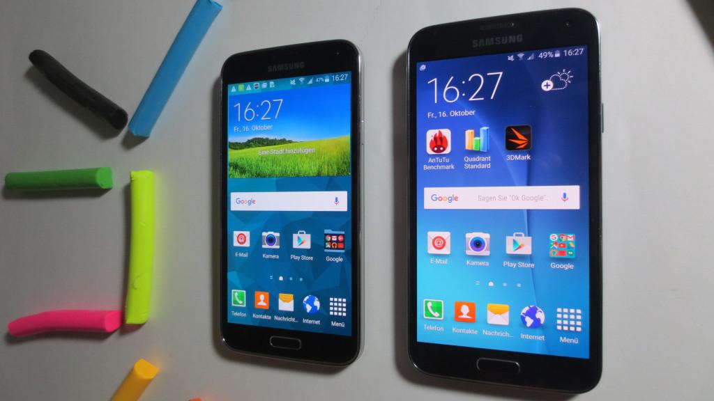Samsung Galaxy S5 Neo©COMPUTER BILD