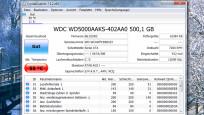 CrystalDiskInfo: Laufwerk inspizieren©COMPUTER BILD