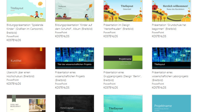Kostenlose Vorlagen für Microsoft Office: Offizielles Büropaket aus Redmond ©COMPUTER BILD
