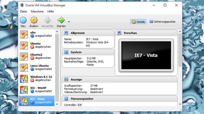 Portable VirtualBox: Arbeitsumgebung immer dabei haben ©COMPUTER BILD