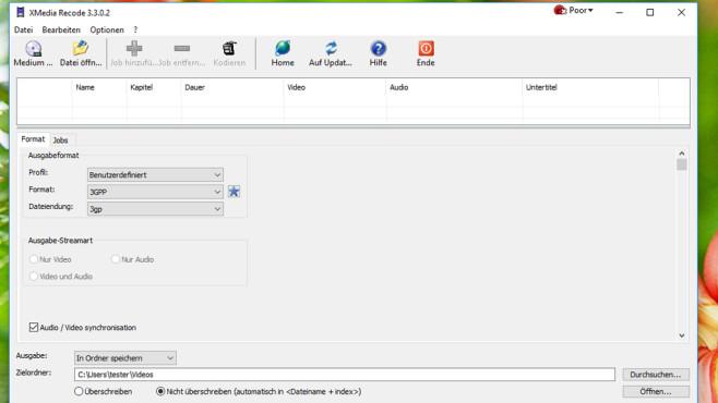XMedia Recode: Dateien umwandeln ohne Fachbegriffe ©COMPUTER BILD