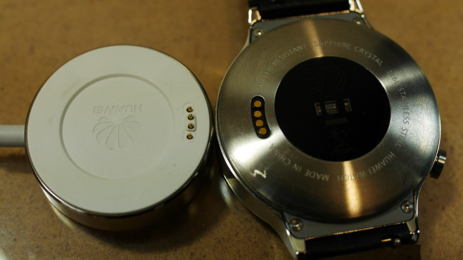Huawei Watch Lader © COMPUTER BILD