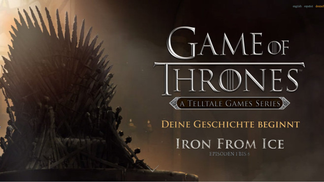 Game of Thrones – Iron from Ice ©Telltale Inc