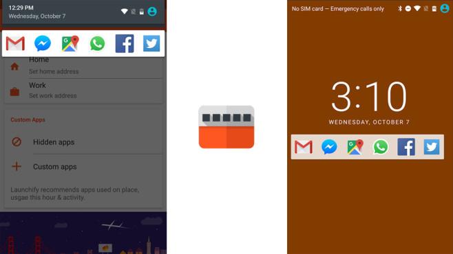 Launchify – Quick App Shortcuts ©Emberify - Instant
