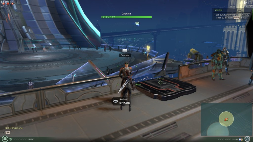 Screenshot 1 - Skyforge