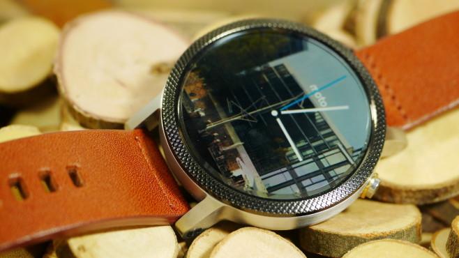 Motorola Moto 360 (2. Gen.)©COMPUTER BILD