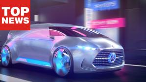 Mercedes Vision Toyko©Mercedes-Benz
