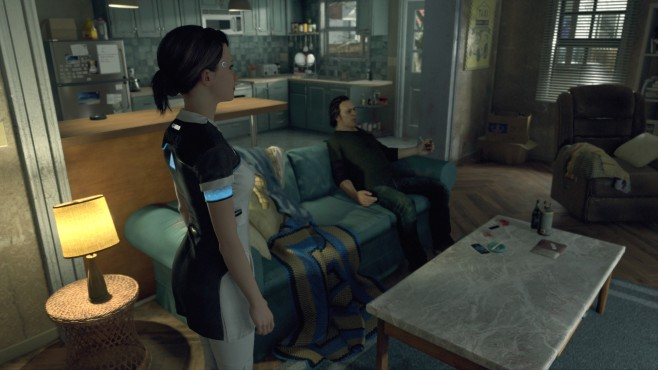 Detroit – Become Human: Wir sind die Roboter © Sony