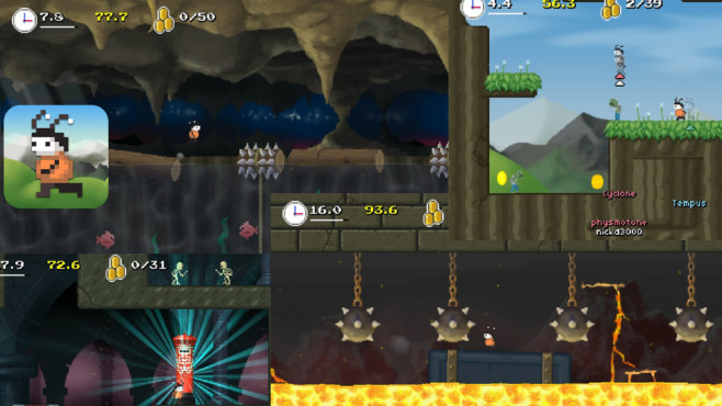 Mos Speedrun 2 © Physmo
