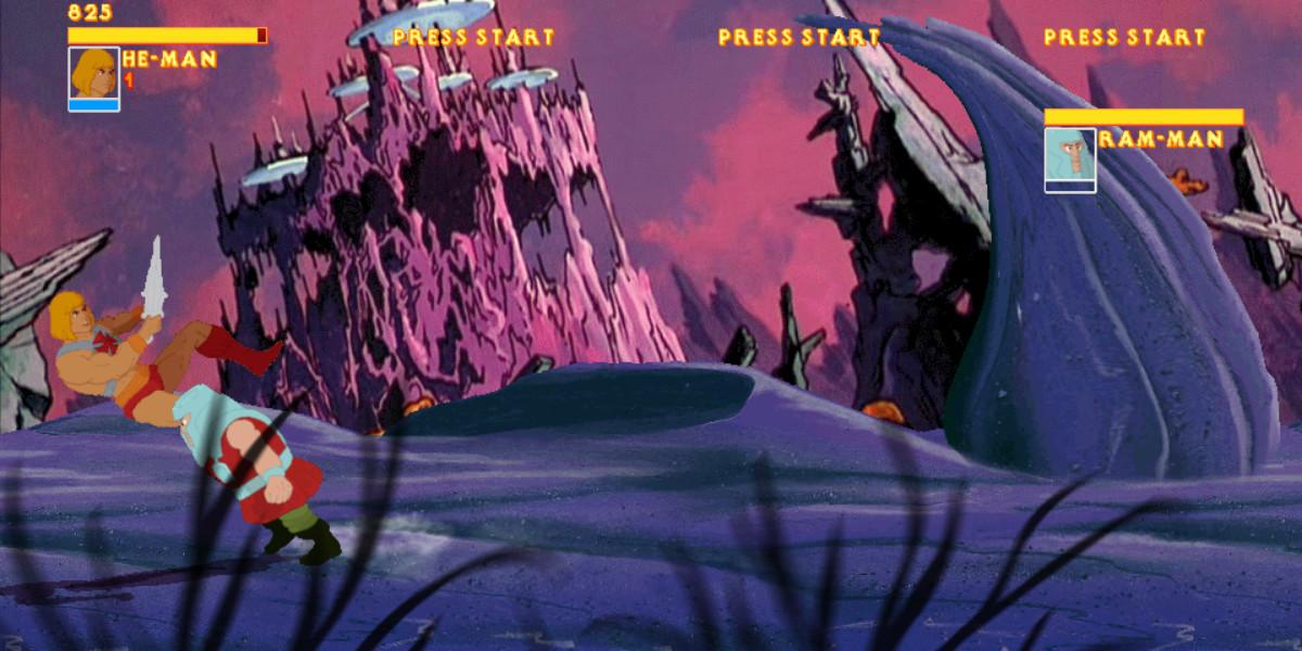 Screenshot 1 - He-Man