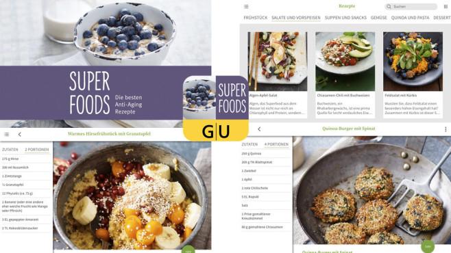 Superfoods – die besten Anti-Aging-Rezepte ©Gräfe und Unzer Verlag GmbH
