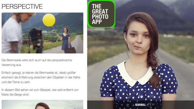 The Great Photo App ©Baglan Dosmagambetov