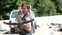 Szene aus The Walking Dead, Staffel 3: Norman Reedus © RTL II