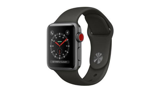 Apple Watch Series 3 – Smartwatch ©Real
