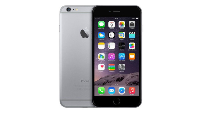 Apple iPhone 6S – Smartphone ©Real