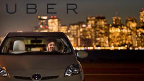Pause bei Uber©Uber