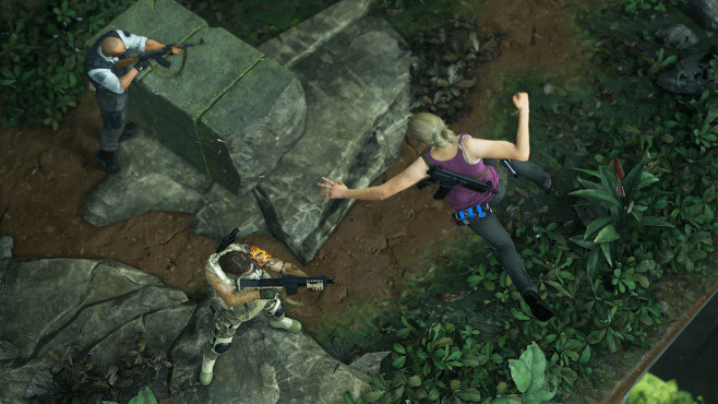 Uncharted 4 – A Thief's End: Enterhaken ©Sony / Naughty Dog