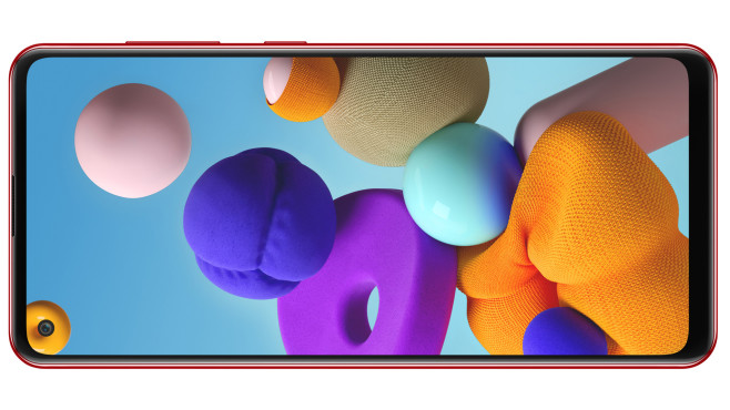 Samsung Galaxy A21s©Samsung