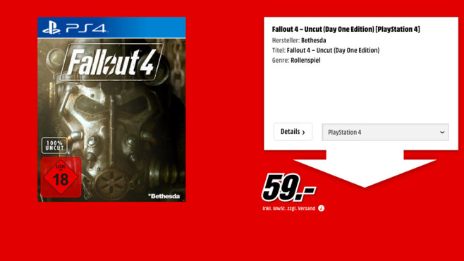 Fallout 4 ©Media Markt