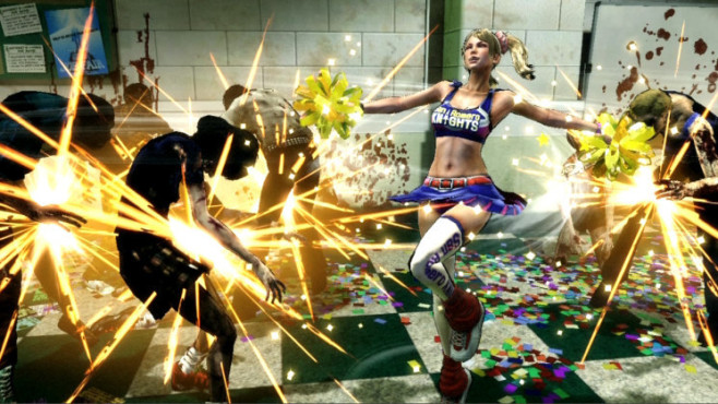 Lollipop Chainsaw © Warner Bros.