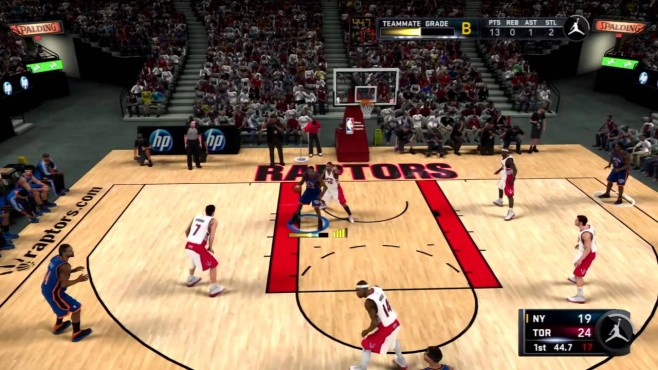 NBA 2K11: Alan Parsons Project Sirius © 2K Games