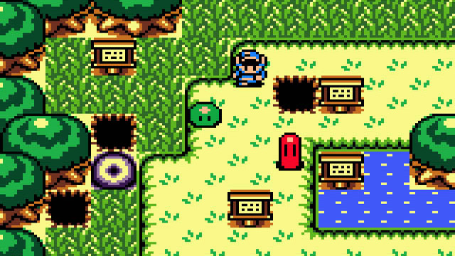 The Legend of Zelda – Link's Awakening © Nintendo