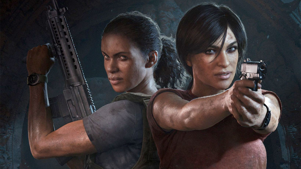 Uncharted – The Lost Legacy©Sony