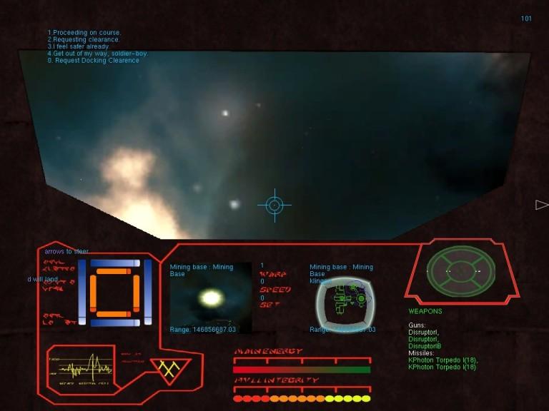 Screenshot 1 - VegaTrek