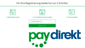Paydirekt © Commerzbank AG