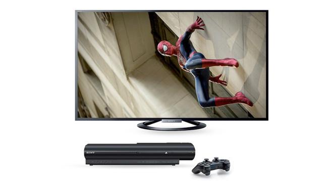 PlayStation 3 blu-ray ©Sony