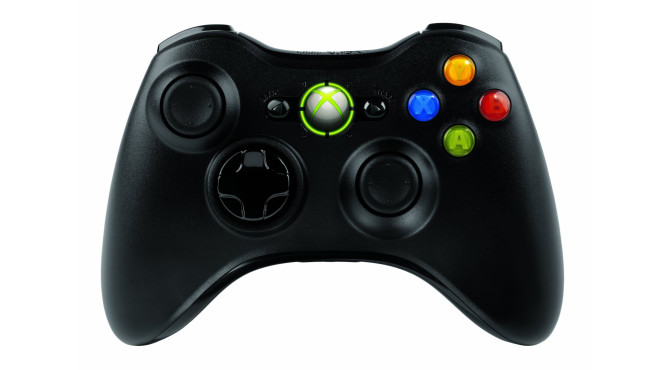 Xbox 360 Controller ©Microsoft