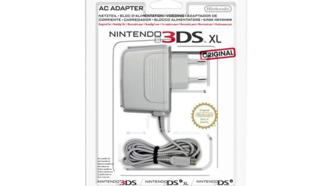 Nintendo AC Adapter ©Nintendo