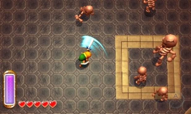 The Legend of Zelda: A Link between Worlds ©Nintendo