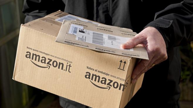 Amazon testet Lieferdienst in München©Loop Images/gettyimages