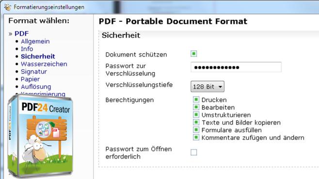 Dokument schützen ©Geek Software, Montage: COMPUTER BILD