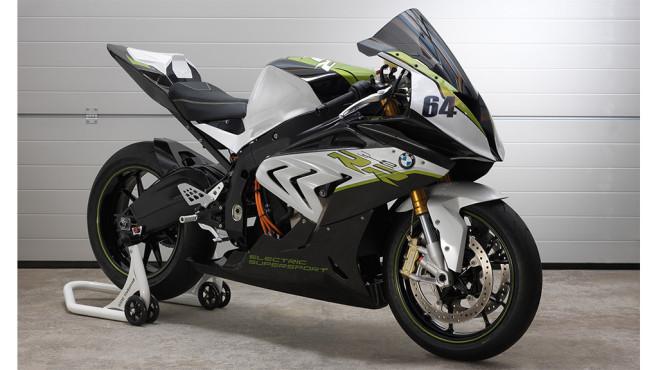 bmw err sport motorrad mit elektromotor computer bild. Black Bedroom Furniture Sets. Home Design Ideas