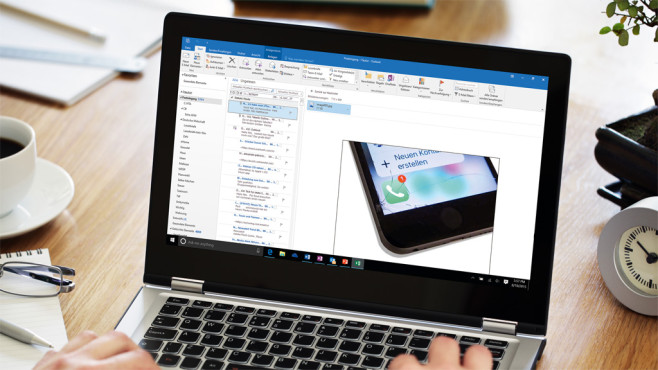 Microsoft Outlook 2016©Brian Jackson – Fotolia.com, Microsoft