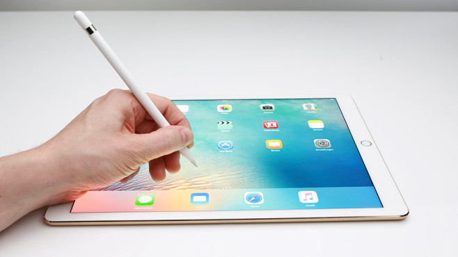 iPad Pro – Apples Riesen-Tablet im Detail © COMPUTER BILD