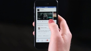 Facebook Videos abspielen © Facebook, COMPUTER BILD