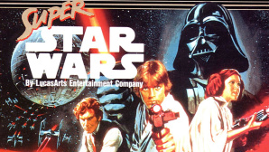 Super Star Wars © Lucasarts / Sony / Nintendo