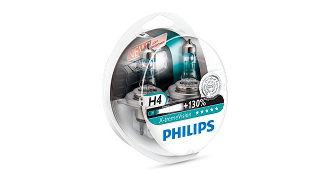 H4-Lampe: Philips X-treme Vision ©Philips