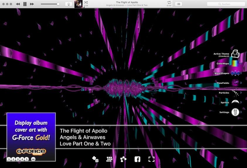 Screenshot 1 - G-Force