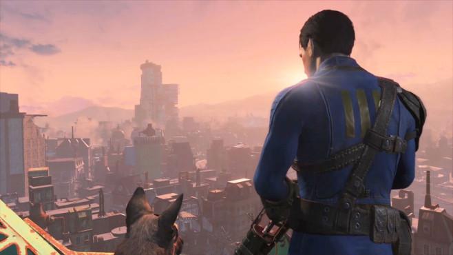 Fallout 4: Weitblick©Bethesda
