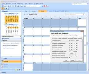 OfficeCalendar for Microsoft Outlook