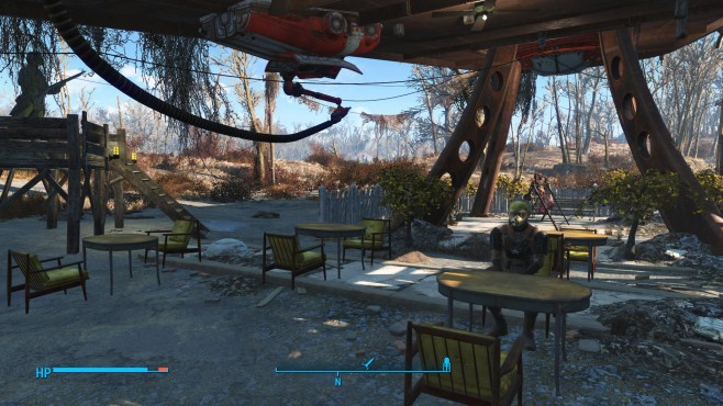 Fallout 4: Settlements © Bethesda/Reddit/Time_for_Stories