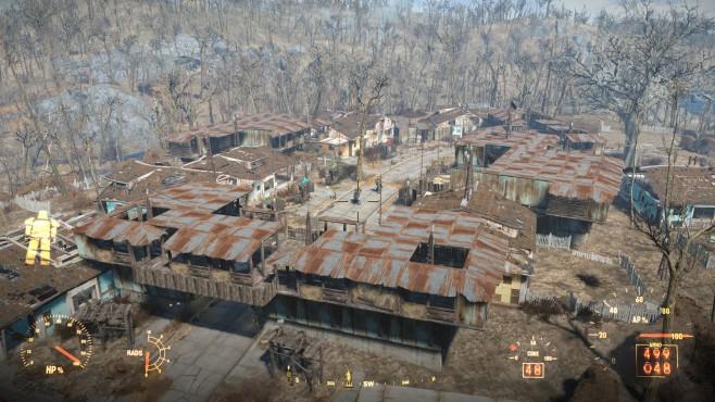 Fallout 4: Settlements ©Bethesda/Reddit/Jarvvski